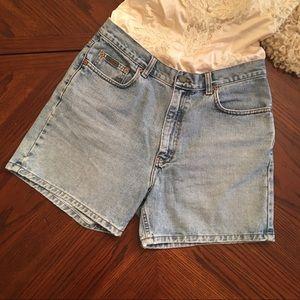 Calvin Kline Vintage Jean Shorts Size 12